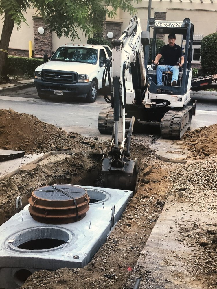 Septic Tank Install