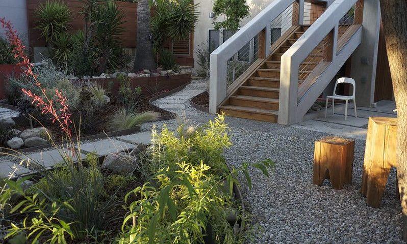 Greywater System Garden